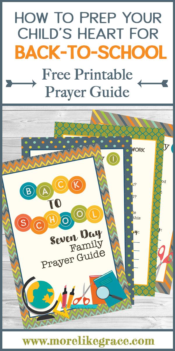 Faith Family Prayer