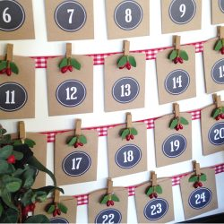 """Gifts for Jesus"" Advent Calendar"